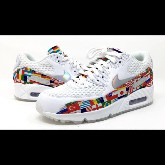 6de0f37118 Nike Shoes | Air Max 90 International Flag World Cup Us 7 | Poshmark